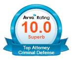 Michigan Criminal Defense Atorney - Superb Rating