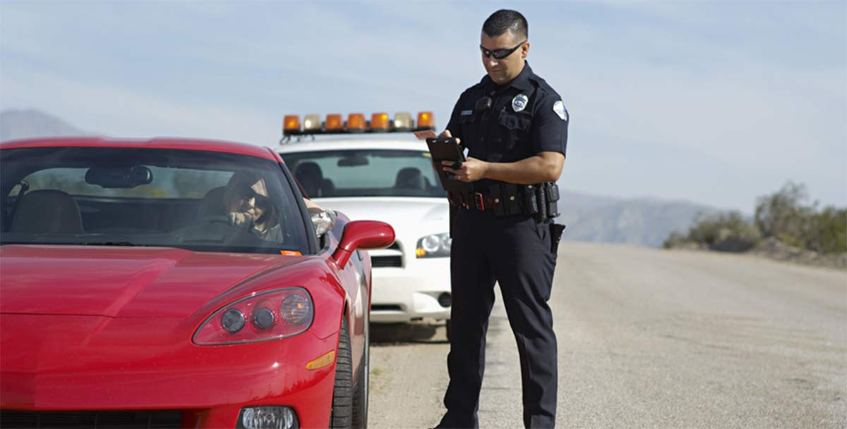 Just Got A Traffic Ticket — What Now?