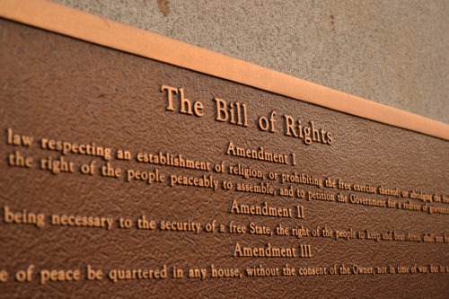 Federal Law Control The Issue of Search Warrants