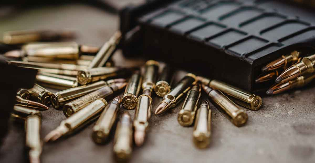 Felon in Possession of Ammunition (Your Best Defense!)