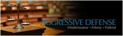 Aggressive Criminal Defense Attorney