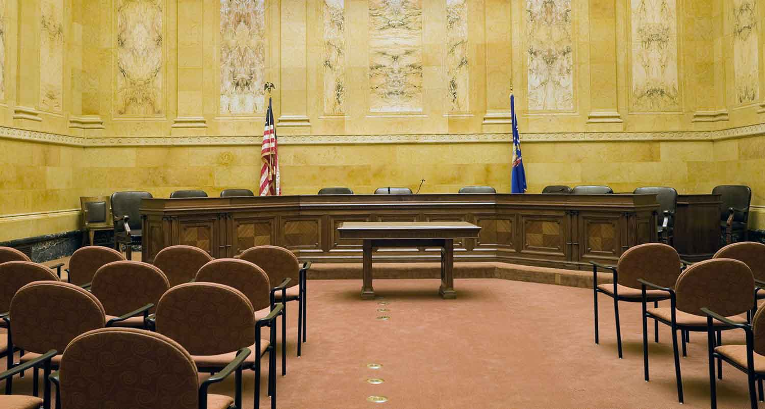 Courtroom - Michigan Criminal Defense