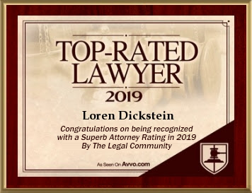 2019 Top Rated Attorney