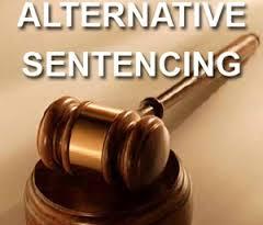 sentence alternative