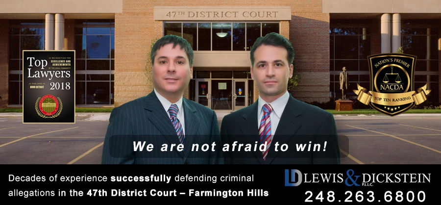 47th District Court – Farmington Hills