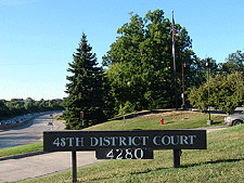 48th District Court Michigan