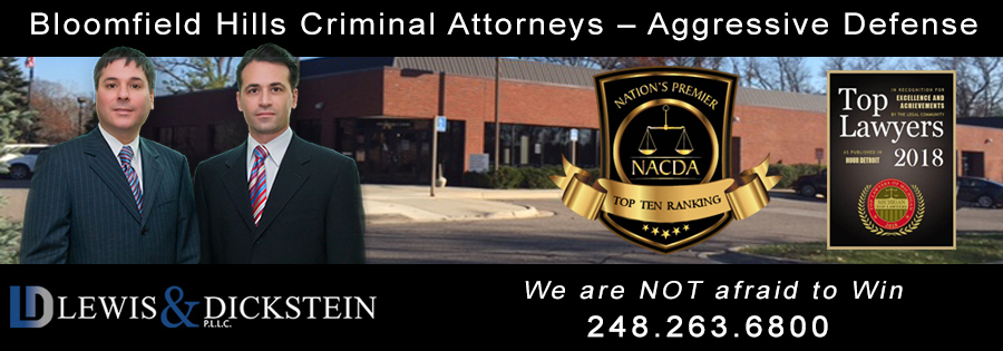 Bloomfield Hills Criminal Defense Attorneys