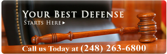 Contact Us Today - Michigan Criminal Defense