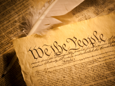 Protecting your Fourth Amendment rights.