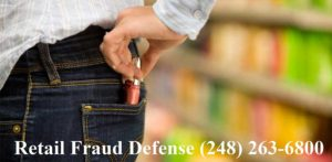 Michigan Shoplifting - Retail Fraud Defense Attorneys