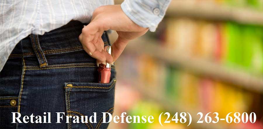 Michigan Shoplifting - Retail Fraud Defense Attorneys