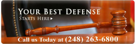 Contact Us - Michigan Criminal Defense Attorneys