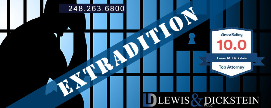 The Michigan Criminal Extradition Act - Lewis & Dickstein PLLC