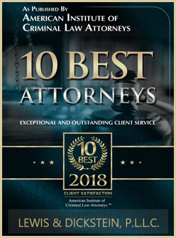 Top Rated Criminal Defense Firm