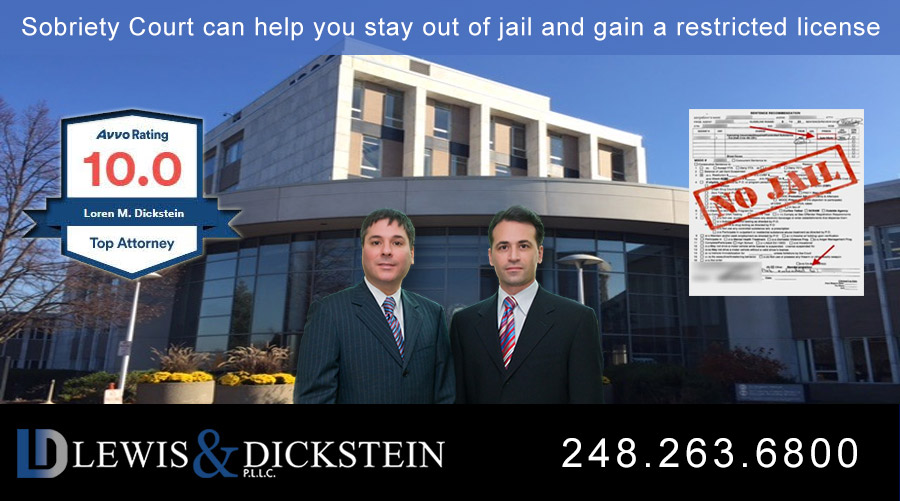 Oakland County Sobriety Court