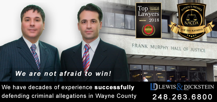 Frank Murphy Hall of Justice - Wayne County