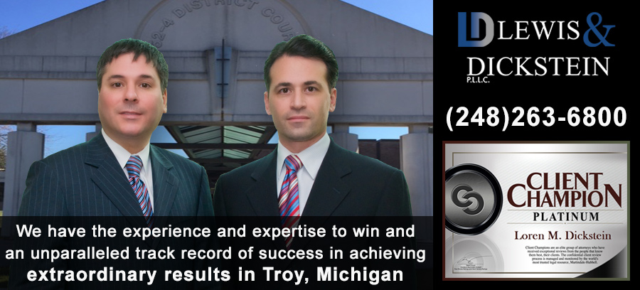 Troy Michigan Criminal Defense Attorneys