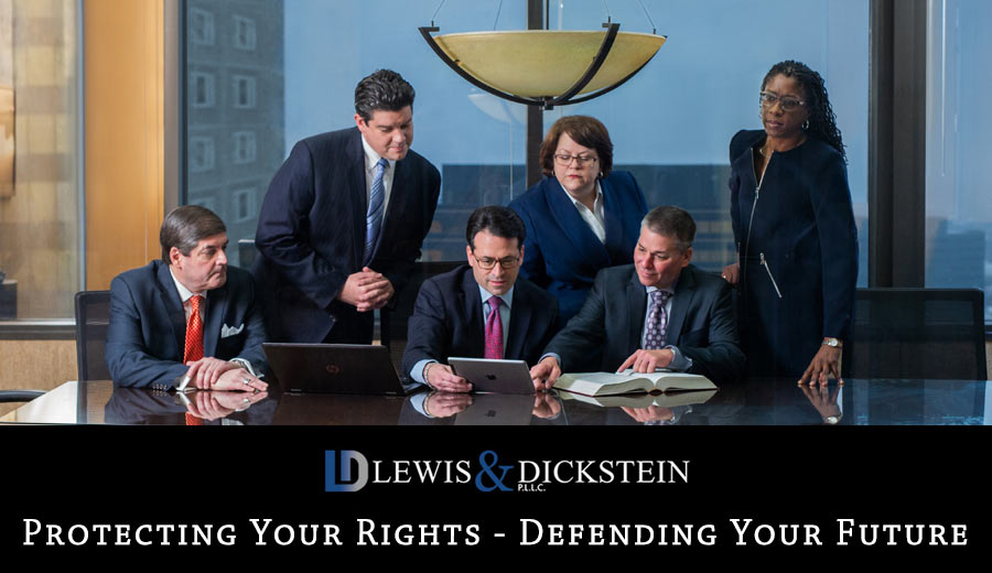 Michigan Criminal Defense Attorneys - Lewis & Dickstein PLLC
