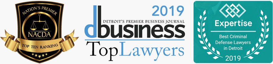 Michigan Criminal Defense Attorney - Ratings & Awards