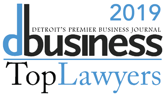Detroit's Business - Top Lawyer Rating