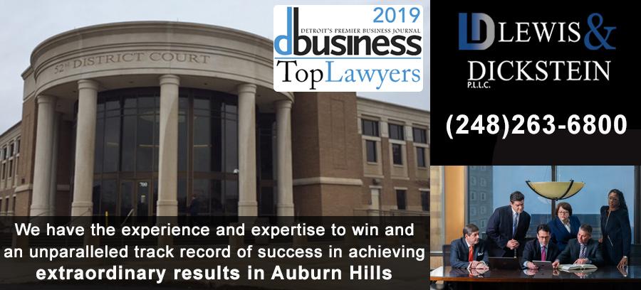 Auburn Hills Criminal Defense Attorneys