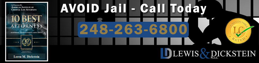 Avoid Jail - Call us Today