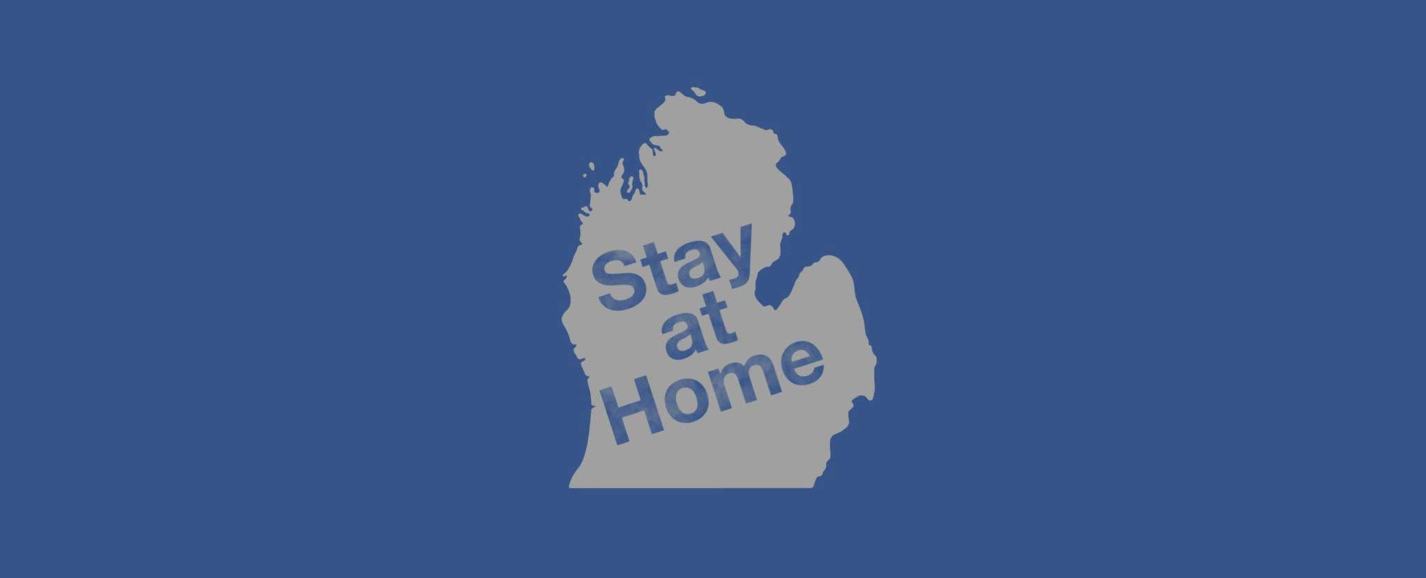 Violating Michigan's New Stay-At-Home Order is a Crime